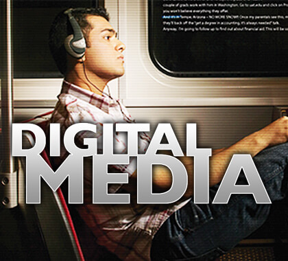 Digital Media Degree