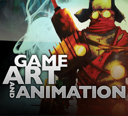Game Art and Animation degree