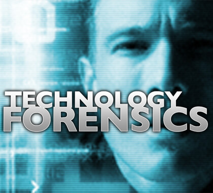 Technology Forensics