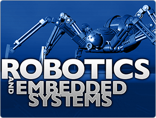 robotics and embedded systems bs
