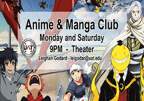 Anime and Manga Club