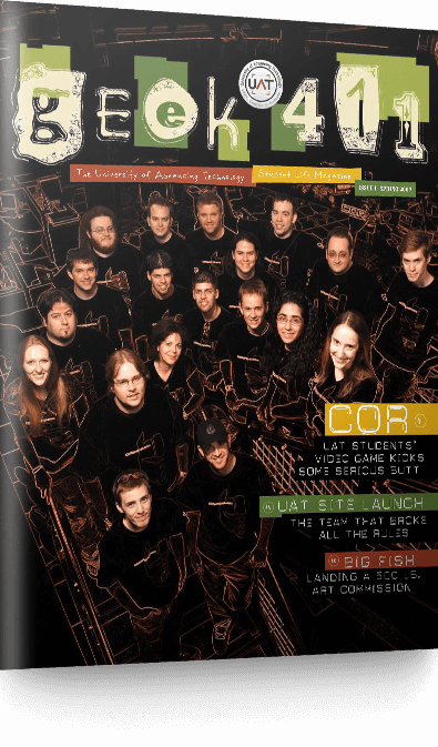 Issue 1 - Spring 2007