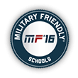 2016 Military friendly accreditation logo