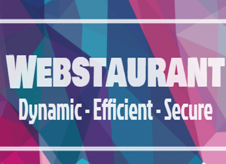 Webstaurant  | Programming