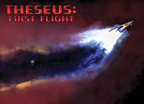 Theseus First Flight  | Game Studies