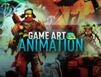 game art animation degree